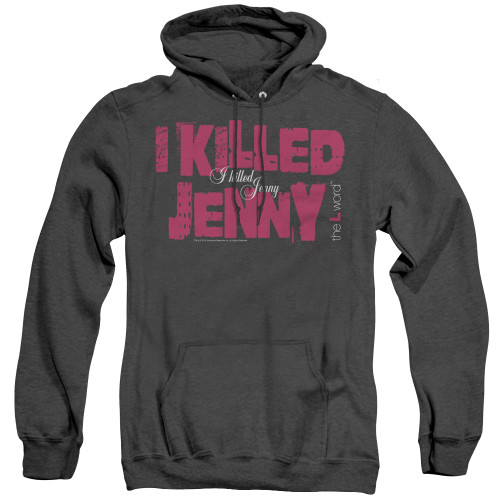 Image for The L Word Heather Hoodie - I Killed Jenny