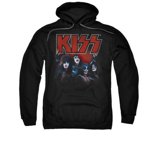 Image for Kiss Hoodie - Kings of Rock