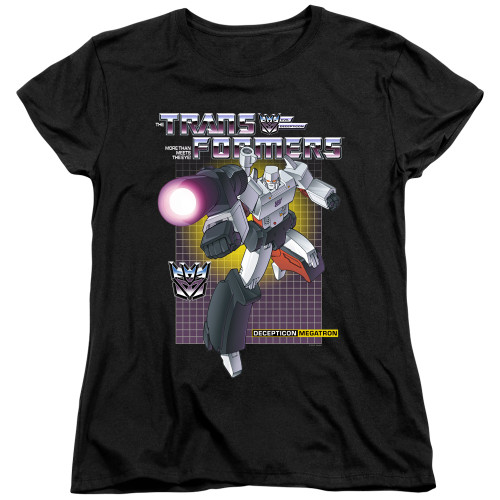 Image for Transformers Woman's T-Shirt - Megatron