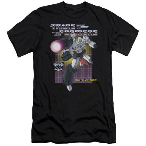 Image for Transformers Premium Canvas Premium Shirt - Megatron