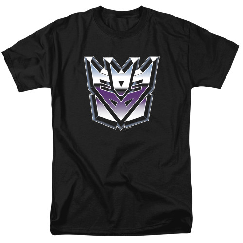 Image for Transformers T-Shirt - Decepticon Airbrush Logo