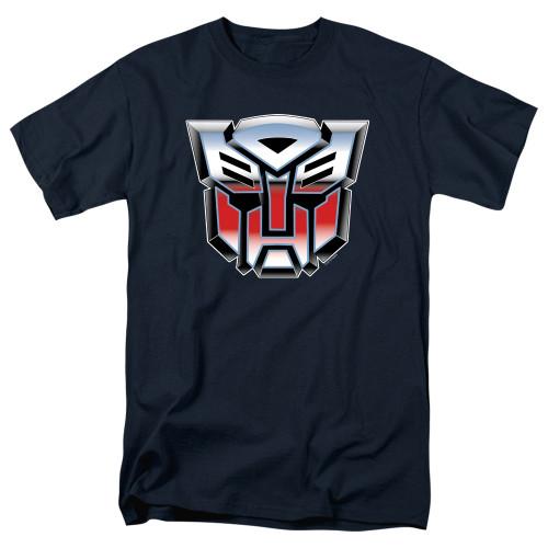 Image for Transformers T-Shirt - Autobrush Airbrush Logo