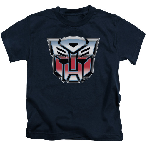 Image for Transformers Kids T-Shirt - Autobrush Airbrush Logo
