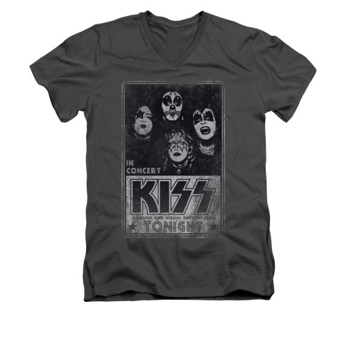 Image for Kiss Woman's T-Shirt - Live