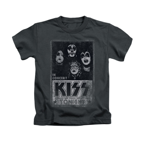 Image for Kiss Youth T-Shirt - Live