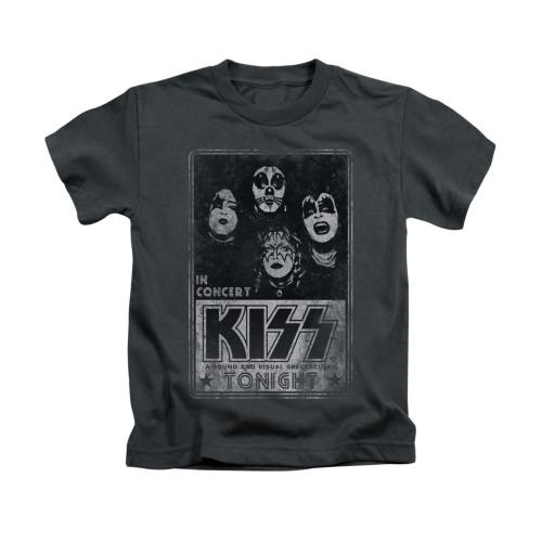 Kiss Kids T-Shirt - Live
