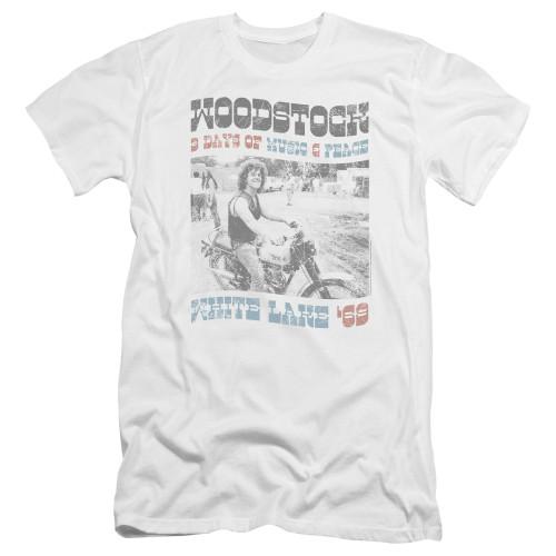 Image for Woodstock Premium Canvas Premium Shirt - Rider