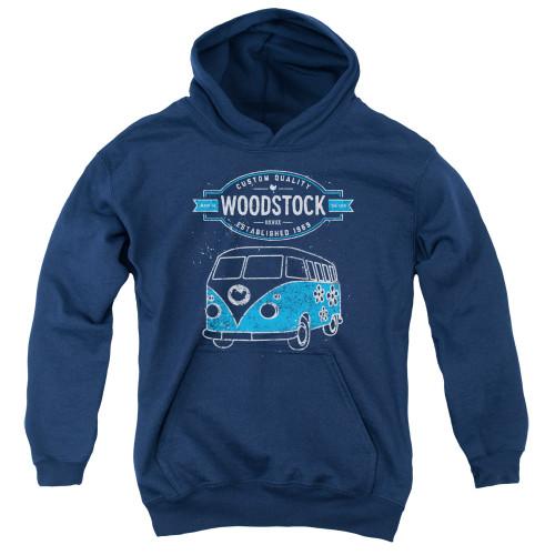 Image for Woodstock Youth Hoodie - Van