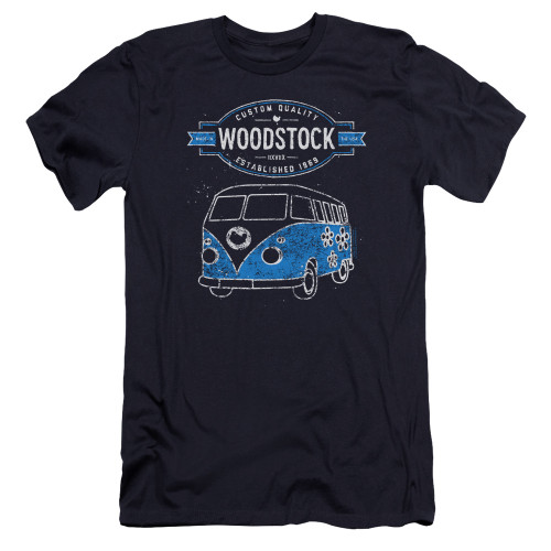 Image for Woodstock Premium Canvas Premium Shirt - Van