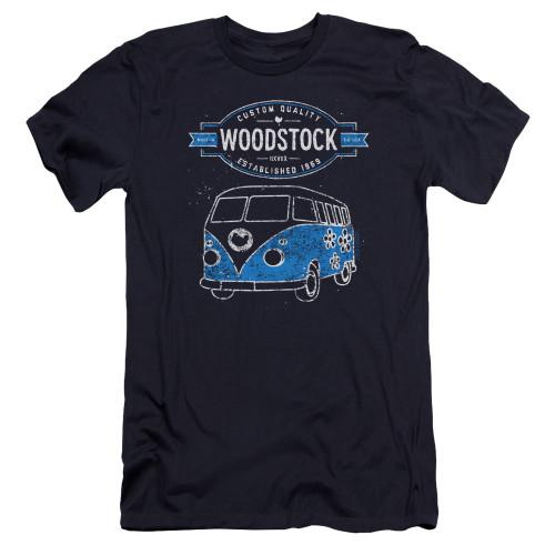 Image for Woodstock Premium Canvas Premium Shirt - Van