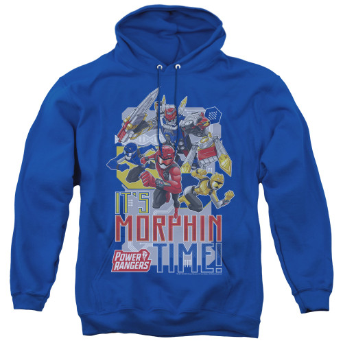 Image for Power Rangers Hoodie - Beast Morphers Morphin Time