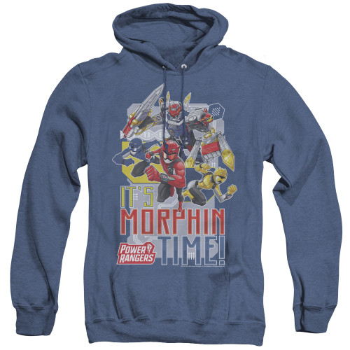Image for Power Rangers Heather Hoodie - Beast Morphers Morphin Time