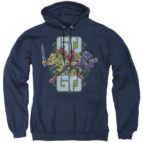 Image for Power Rangers Hoodie - Beast Morphers Go Go