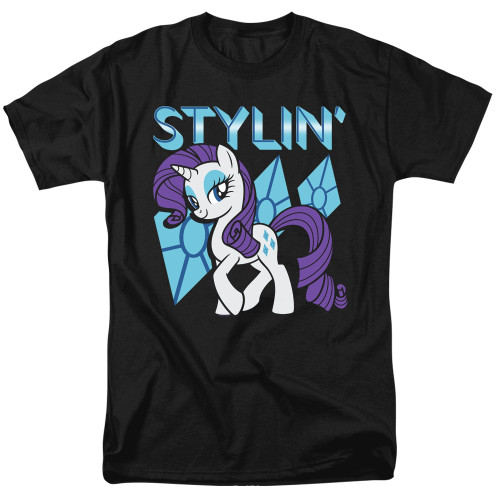 Image for My Little Pony T-Shirt - Friendship is Magic Stylin'