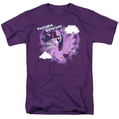 Image for My Little Pony T-Shirt - Friendship is Magic Twilight Sparkle