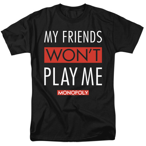 Image for Monopoly T-Shirt - My Friends