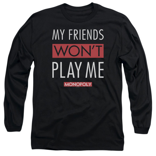 Image for Monopoly Long Sleeve T-Shirt - My Friends