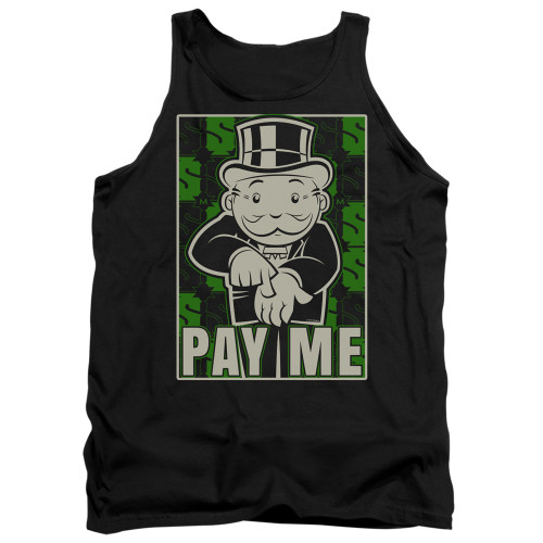 Image for Monopoly Tank Top - Pay Me