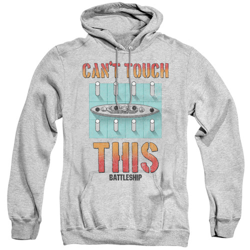 Image for Battleship Hoodie - Can't Touch This