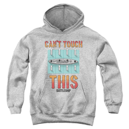 Image for Battleship Youth Hoodie - Can't Touch This