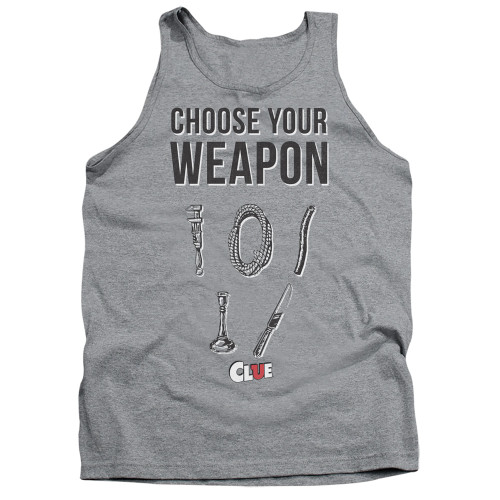 Image for Clue Tank Top - Choose