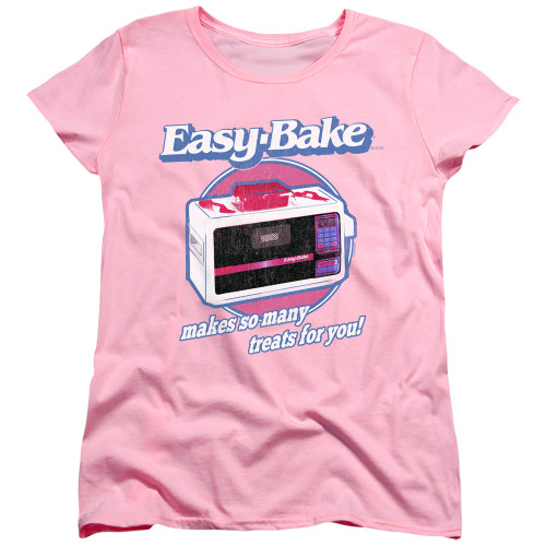 Image for Easy Bake Oven Woman's T-Shirt - Treats