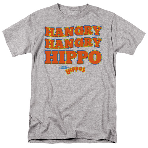 Image for Hungry Hungry Hippos T-Shirt - Hangry