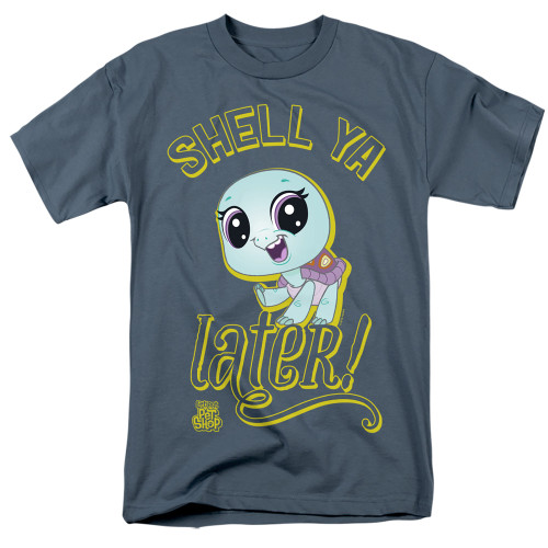 Image for Littlest Pet Shop T-Shirt - Shell Ya Later