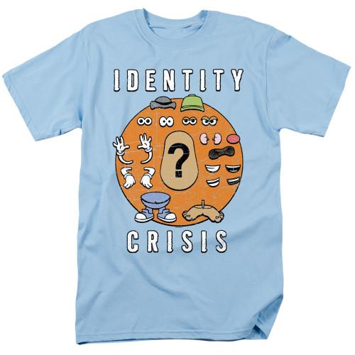 Image for Mr. Potato Head T-Shirt - Identity Crisis