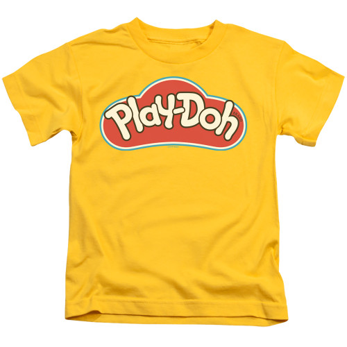 Image for Play Doh Kids T-Shirt - Logo
