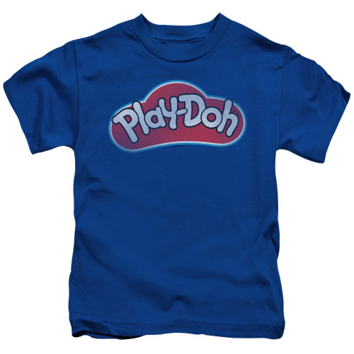 Image for Play Doh Kids T-Shirt - Blue Lid