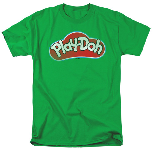 Image for Play Doh T-Shirt - Green Lid