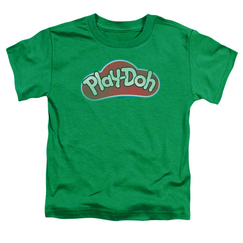 Image for Play Doh Toddler T-Shirt - Green Lid
