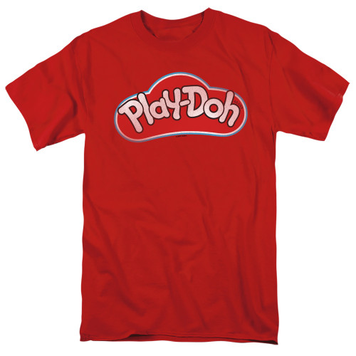 Image for Play Doh T-Shirt - Red Lid