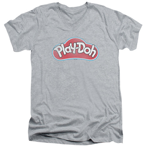 Image for Play Doh T-Shirt - V Neck - Dohs