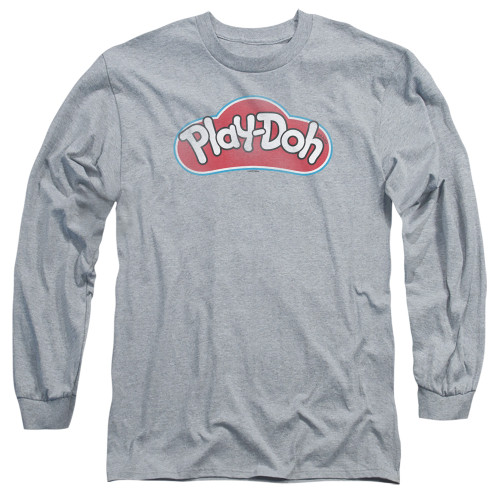 Image for Play Doh Long Sleeve T-Shirt - Dohs