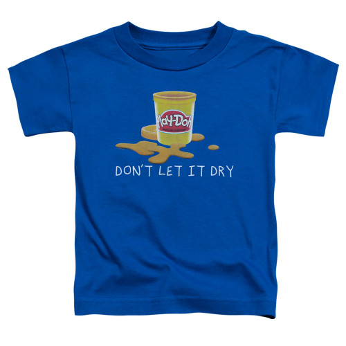 Image for Play Doh Toddler T-Shirt - Dry Out