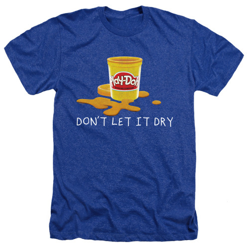 Image for Play Doh Heather T-Shirt - Dry Out