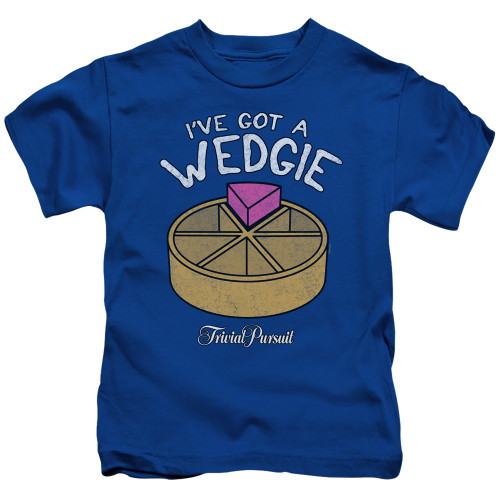 Image for Trivial Pursuit Kids T-Shirt - Wedgie