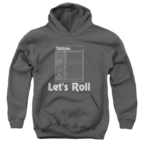 Image for Yahtzee Youth Hoodie - Let's Roll