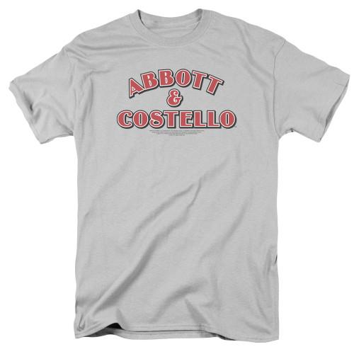 Image for Abbott & Costello T-Shirt - Logo