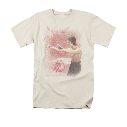Image for Bruce Lee T-Shirt - Power of the Dragon