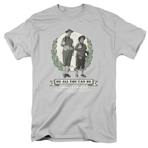 Image for Abbott & Costello T-Shirt - Be All You Can Be