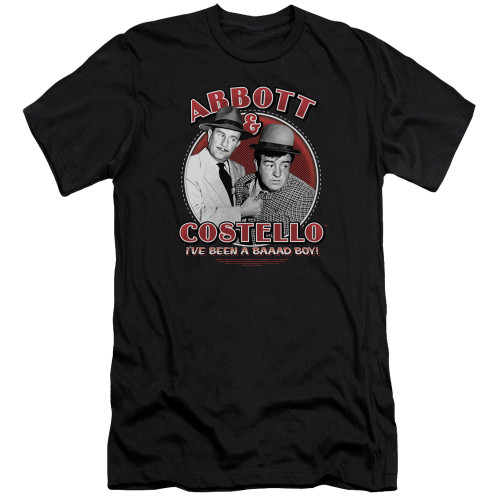 Image for Abbott & Costello Premium Canvas Premium Shirt - Bad Boy