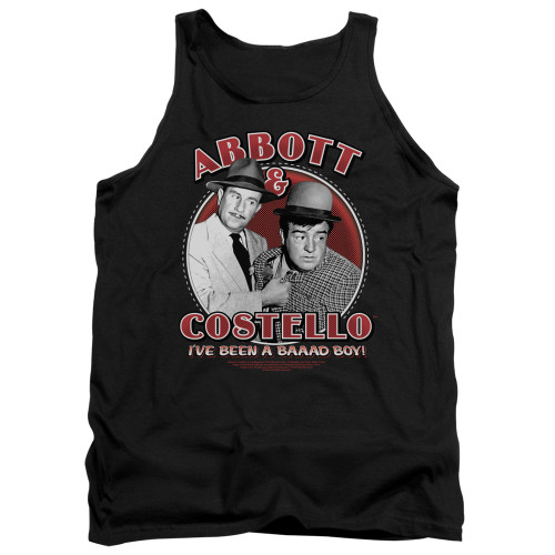 Image for Abbott & Costello Tank Top - Bad Boy