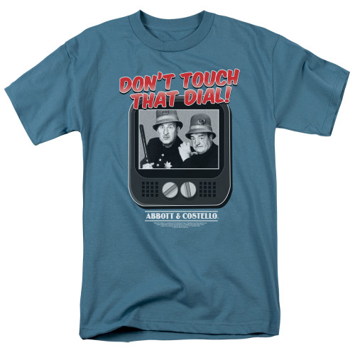 Image for Abbott & Costello T-Shirt - That Dial