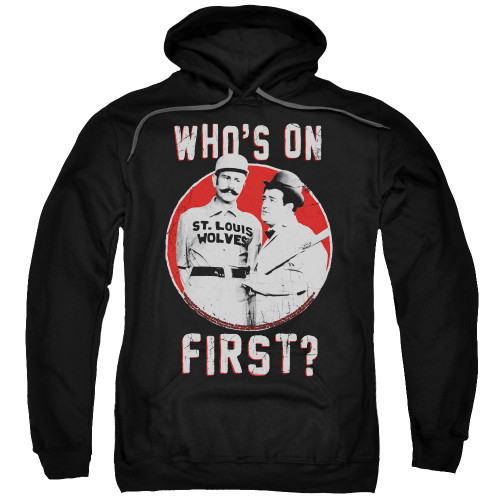 Image for Abbott & Costello Hoodie - First