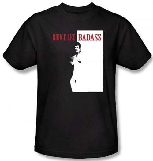 Image for Bruce Lee T-Shirt - Badass
