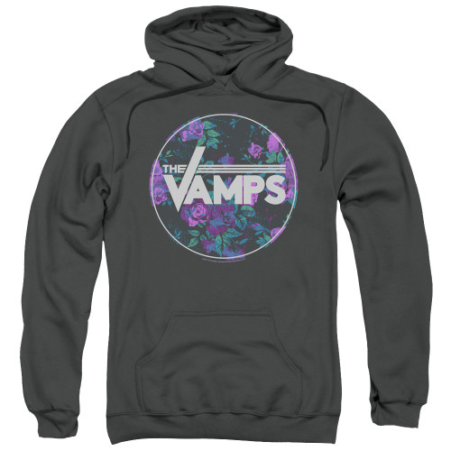 Image for The Vamps Hoodie - Floral Vamps