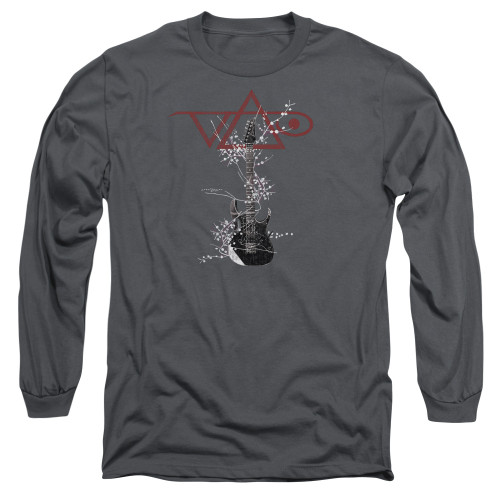 Image for Steve Vai Long Sleeve T-Shirt - Vai Axe
